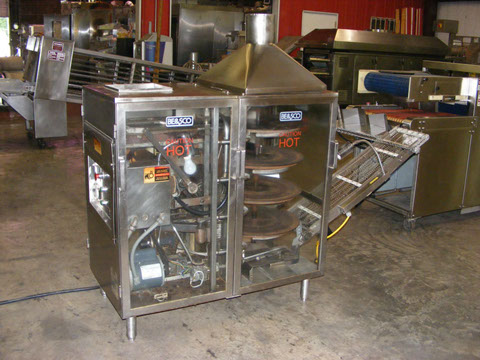 used bakery and tortilla equipment